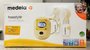 Medela Freestyle Dual Electric Breast Pump - NEW