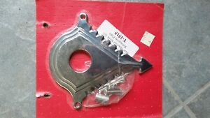 New side mounted stock ignition relocation plate for Vulcan 1500