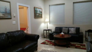 Furnished 3 Bedroom Suite Near Commercial Drive