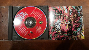 "TEA PARTY ""INDIE"" AUTOGRAPHED CD - VERY RARE"