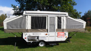 Tente roulotte Rockwood