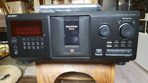Caroussel Sony cdp-cx355 (300 cds) remote