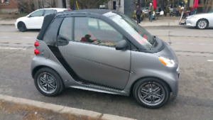 Smart for two 2013 convertible