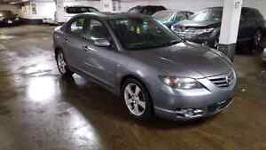 2004 MAZDA 3 GT E-TESTED NO RUST! MINT CONDITION