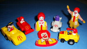 Figurines McDonald's