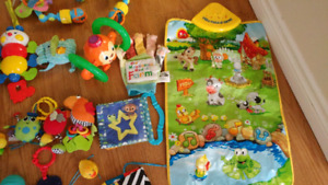 Lot for baby