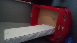 Red car bed need gone today