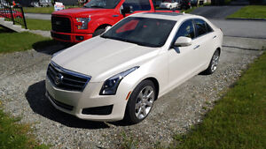 2013 Cadillac ATS Luxury Berline AWD