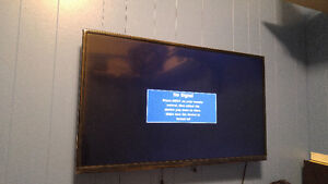 """Insignia 39"""" t.v and wall mount"""