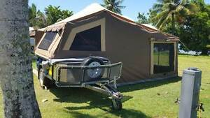 Camel Group Camper Trailer - Great Quality and Lots of Fun! Idalia Townsville City Preview