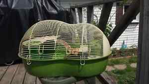 National Geographic small rodent cage