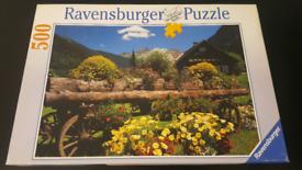 Ravensburger Puzzle-500 Pieces
