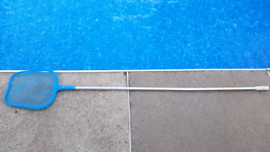 Skimmer Net With Pole For Small Pool Or Spa / Manche Piscine Spa