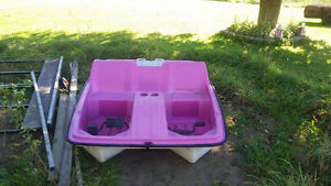 5 seater paddle boat for sale $500 OBO