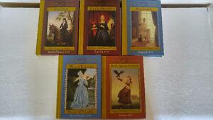 The Royal Diaries Series- 5 book set