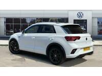 2020 Volkswagen T-Roc 2.0 TSI 4MOTION R 5dr DSG Petrol Hatchback Auto Hatchback