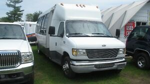 1998 Ford E-Series Van limo bus