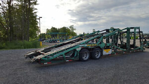 2007 Cottrell Car Carrier Trailer Only