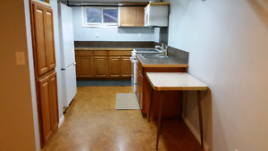Large Renovated and Furnished Basement Suite in Port Arthur