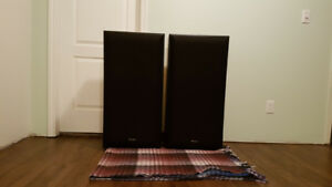 150W Pioneer Floor Speakers