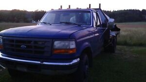 1995 Ford F-450 Duel wheel Truck