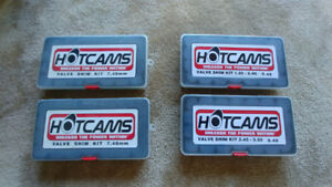 HOT CAMS Shim kits for sale