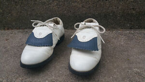 Ladies Golf Shoes, FootJoy, Size 6.5, like brand new, not needed
