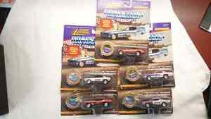 JOHNNY LIGHTNING DRAGSTERS U.S.A. SET OF 5 CARS SERIES 4 DIECAST