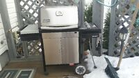 "WEBER BARBECUE"".... ""FINAL PRICE...$400.00  FIRM""."