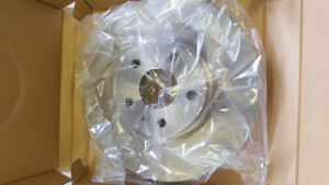 Ford Fusion 2013-2016 Rotors and Pads