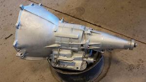 62-73 aluminum 2spd powerglide automatic transmission