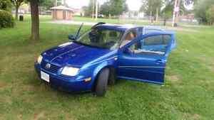 2001 VW Jetta turbo 1.8 gls Cornwall Ontario image 6