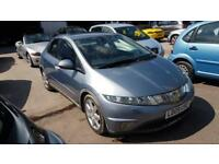 Honda Civic Ex I-Ctdi 5dr DIESEL MANUAL 2009/09