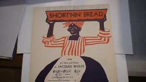 music, by Jacques Wolfe, SHORTNIN' BREAD