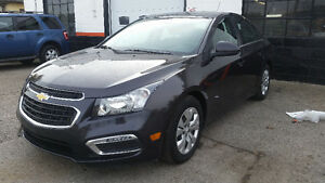 2015 Chevrolet Cruze LT Sedan CERTIFIED AND ETESTED London Ontario image 2