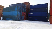 Storage Shipping Containers - 40ft and 20ft - SEA CANS