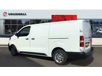 2021 Vauxhall Vivaro L2 Diesel 2900 1.5d 100PS Dynamic H1 Van Van Diesel Manual