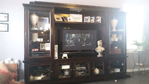 Classic Entertainment TV Stand OBO