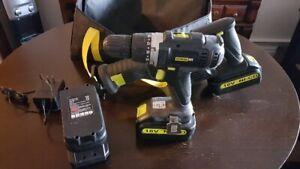 cordless drill\recip saw