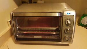 Black and Decker Toaster convection oven