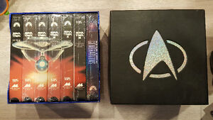 Star Trek VHS box Gatineau Ottawa / Gatineau Area image 1