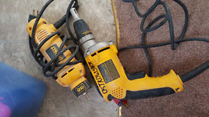 Drywall drill and router