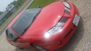2003 Pontiac Sunfire Sedan SLX Red Low Mileage A1
