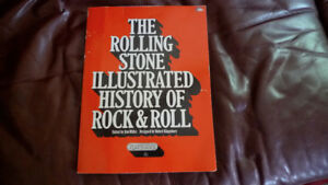 1976 Rolling Stone Illustrated History of Rock and Roll