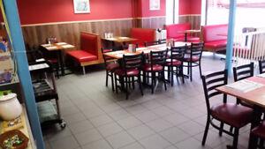 Pizzeria a Vendre - Rive-Nord