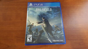 FF XV final fantasy 15 Day One Edition for PS4