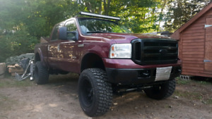 2005 f350 super duty lariat