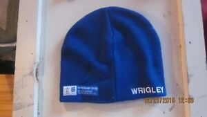 2 NEW Collectible Wrigley 2010 Olympic Toques London Ontario image 1