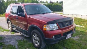 2004 ford explorer v8 4x4