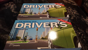 MTO Drivers Education Books
